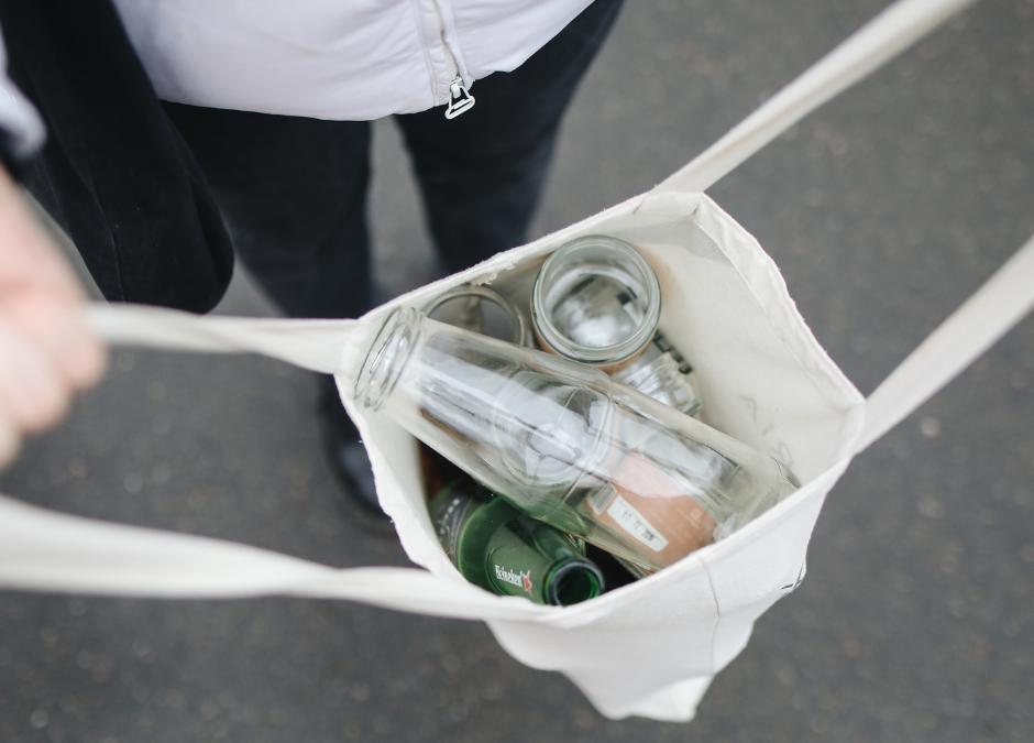 Sistemul garanție – depozit privind deșeurile din ambalaje